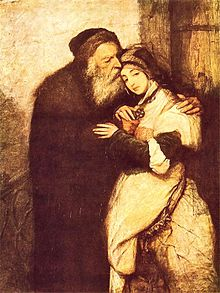 "Shakespeare's Play 'Merchant of Venice'.  Shylock's daughter was named, ""Jessica""."
